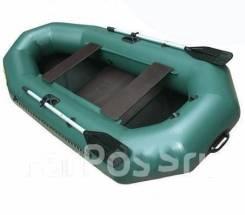 Лодка ПВХ надувная гребная Corso L265K во Владивостоке