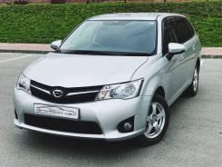 Прокат автомобиля, Аренда авто. Toyota Corolla Fielder 2015г.