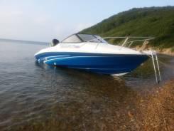 Продается моторная лодка Gayar 180. 2020 год, длина 5,50м., двигатель подвесной