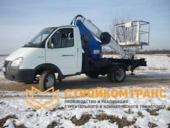 ГАЗ ГАЗель Бизнес. Автовышка ГАЗ 3302 - Газель Бизнес АГП ВИПО-12, 12,00м.