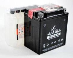 Аккумулятор Alaska YTX10L-BS 9 а/ч