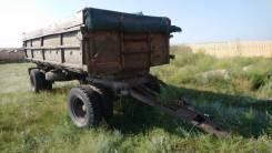 Сзап 8527. Прицеп к грузовым ТС, 10 000кг.