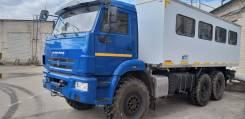 Вахтовый автомобиль КАМАЗ 43118, 2020