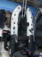 Мастер лодок Ривьера 3200 СК. 2019 год, длина 3,20м., двигатель подвесной, 15,00л.с., бензин