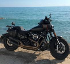 Harley-Davidson Dyna Fat Bob. 1 745куб. см., исправен, птс, с пробегом