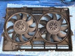 Вентилятор охлаждения радиатора. Audi: A6 allroad quattro, Q5, A5, A4, S6, A7, A6, A4 allroad quattro, S5, RS5, S4, RS4 CDUD, CGQB, CGWD, CKVC, CLAA...