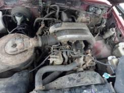 Двигатель в сборе. Toyota Land Cruiser, HJ61V 12HT