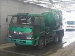Isuzu Giga Миксер Полностью в разбор Телега 4WD