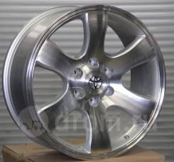"Toyota. 8.5x20"", 6x139.70, ET25, ЦО 106,1мм."