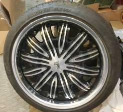 """Летние колеса Lenso Grande-Avus 8.5x18/5x114.3 D73. 8.5x18"""" 5x114.30 ET-72 ЦО 73,0мм."""