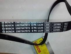 Ремень Поликлиновый 6pk1125 Bosch арт. 1987947972