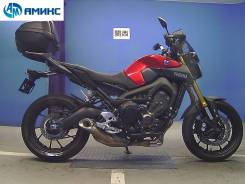 Мотоцикл Yamaha MT-09A на заказ из Японии без пробега по РФ, 2018