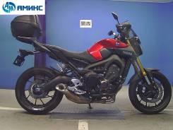 Yamaha MT-09A, 2018