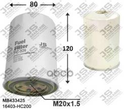 Фильтр Топливный Isuzu Midi/Mitsubishi Galant/Spacerunner/Wagon Diesel JS Asakashi арт. FC326J
