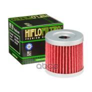 Фильтр Масляный Мото Hiflo filtro HF139