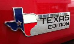 Наклейка Texas Edition! В наличии !