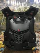 Защита тела панцирь чёрный Scoyco AM05