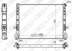 Радиатор Scania 3 P/R/T-Series 89-95 Sat арт. SC0003