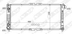 Радиатор Mazda Capella/Millenia/626/Cronos/Efini/Ms-6/Eunos 500/Ford Telstar V6 1.8/2.5 92-02 Sat арт. SG-MZ0002-V6
