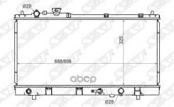 Радиатор Mazda Familia/323/Astina/Protege 98-02 Sat арт. SG-MZ0001-1