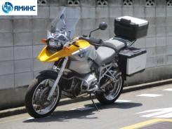 Мотоцикл BMW R1200GS на заказ из Японии без пробега по РФ, 2004