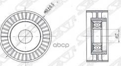 Ролик Натяжителя Приводного Ремня Nissan Almera/Note/Renault Logan/Duster 1,5d Sat арт. ST-11750-00QAU