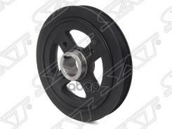 Шкив Коленвала Toyota Caldina/Corolla/Corsa/Tercel/Cynos/Raum/Sprinter/Starlet 2e/3e/4efe/5efe 87- Sat арт. ST-13470-11030