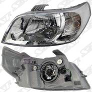 Фара Chevrolet Aveo T250 08- 5d Hbk/Daewoo Gentra 08-11 5d Hbk/Ravon Nexia R3 16- Sat арт. ST-235-1105L-LD-EN