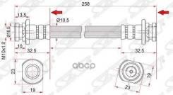 Шланг Тормозной Задний (Таиланд) Suzuki Escudo/Vitara/Xl-7 98-05 Lh=Rh Sat арт. ST-51560-65D00, левый/правый