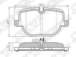 Колодки Тормозные Зад Range Rover Sport 5/0 09- Sat арт. ST-LR025739