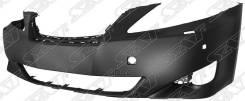 Бампер Lexus Is250 05-08 С Отверстиями Под Омыватели/Сонары (Пр-Во Тайвань) Sat арт. ST-LX21-000-0