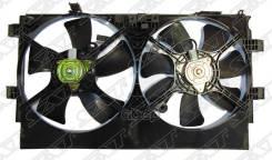 Диффузор Радиатора В Сборе Mitsubishi Lancer 07-/Asx 10-/Outlander Xl/Citroen C-Cros Sat арт. ST-MBW5-201-0
