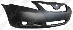 Бампер Toyota Camry 06-09 С Отверстием Под Туманки, Без Омывателей (Пр-Во Тайвань) Sat арт. ST-TYL5-000-0
