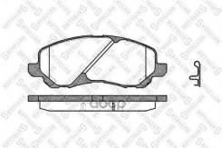 Колодки Дисковые П.! Chrysler Sebring, Dodge Stratus, Mitsubishi Eclipse Ii 95> Stellox арт. 815 002B-SX 815 002b-Sx_