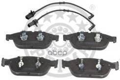 Колодки Тормозные Дисковые Комплект Audi: A6 (4g2 C7 4gc) A6 Allroad (4gh 4gj) A6 Avant (4g5 Optimal арт. 12552