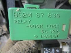 Продам блок управления дверьми Mazda Demio DW3W