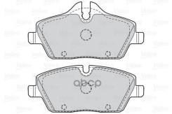 Колодки Тормозные Bmw E81/E87/Mini Cooper 04- Передние Valeo арт. 302 049