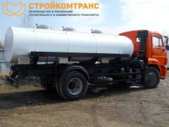 КамАЗ 43253. Пищевая цистерна водовоз/молоковоз 7500л Камаз 43253, 10 000кг., 4x2