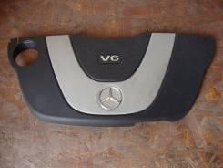 Крышка двигателя декоративная Mercedes-Benz