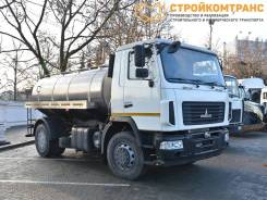 МАЗ 5340. Пищевая автоцистерна водовоз/молоковоз 8000Л. на шасси МАЗ-5340, 10 000кг., 4x2