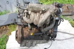 Двигатель в сборе. ЗАЗ Ланос ЗАЗ Шанс Chevrolet Lanos, T100 Daewoo Lanos, KLAT A15SMS