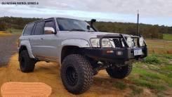 Дефендер крыла Nissan Safari/Patrol Y61 2004-On ристайл комплект 80мм