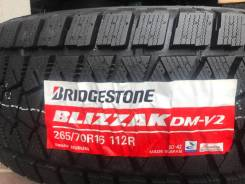 Made in Japan Bridgestone Blizzak DM-V2, 265/70 R16 112R