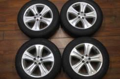 """Зимние колеса R19 для Toyota Venza/Тойота Венза. 7.5x19"""" 5x114.30 ET35 ЦО 60,1мм."""