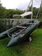 Лодка ПВХ Svat420 + Yamaha9.9(15)