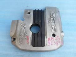 Крышка двигателя. Nissan Laurel, GCC35, GNC35 Nissan Skyline, ENR34, ER34 Nissan Stagea, WGC34, WGNC34 RB25DET