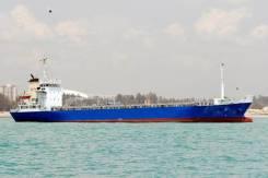 Сухогрузное судно General Cargo DWT1800 из Японии