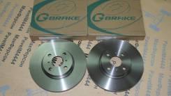 Диск тормозной передний G-brake Toyota много моделей