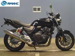 Мотоцикл Honda CB 400SF на заказ из Японии без пробега по РФ, 2017