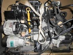 Контрактный двигатель на VW